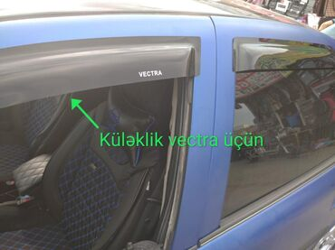 islenmis avtomobiller - Azərbaycan: Avtomobiller ucun kuleklik