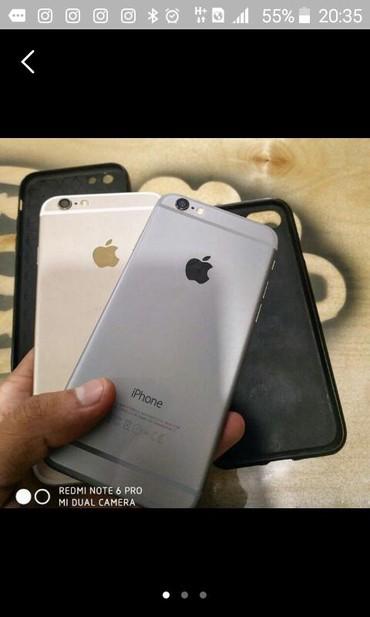 Iphone 6 gold 64gb сост 9.5из 10  цена 7000сом  в Бишкек