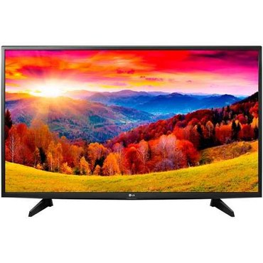 Телевизор LG 43LH590V Smart TV 43 Full HD черный в Ош