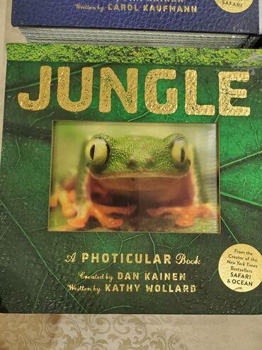 Живые книги из Америки. Различные двигающиеся экзотические животные