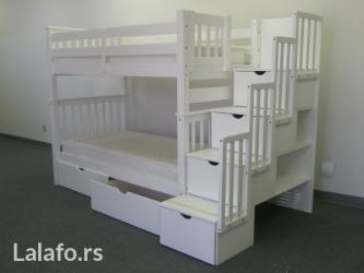 Krevet na sprat - Srbija: Deciji krevet na sprat,izradjujemo po porudzbini,po vasim merama i