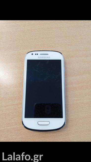 Galaxy s3 mini 8gb gt i8190 άσπρο σε North & East Suburbs