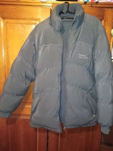 Muske jakne zimske - Srbija: Muska zimska jakna sa dva lica veoma topla