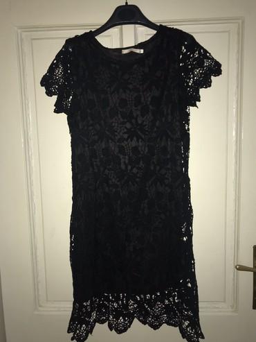 Haljina sa etiketom - Srbija: Štrikana haljina sa postavom, nova, samo je skinuta etiketa