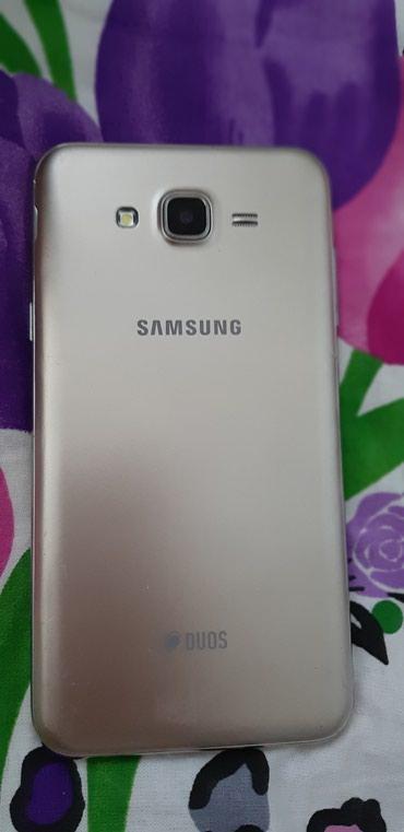 Bakı şəhərində Samsung galaxy J7 16gb yaddas.Hecbir problemi yoxdu teze