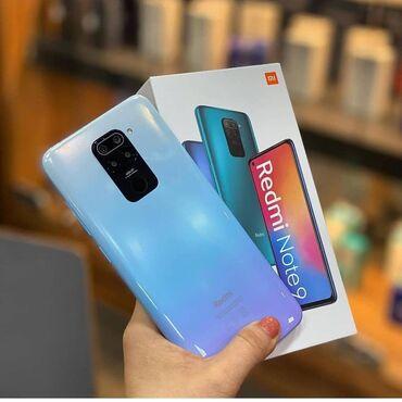 Б/у Xiaomi Redmi Note 9 128 ГБ Голубой