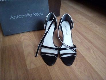 Ženska obuća | Novi Banovci: Antonella Rossi sandale, jednom nošene br. 39. Lice, đon i postava