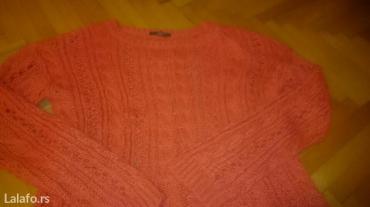 Dilvin džemper, rupičast, pozadi duži,jako moderan, - Pozarevac