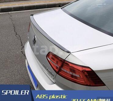 volkswagen passat 1 4 в Азербайджан: Volkswagen passat b7 arxa spoyler