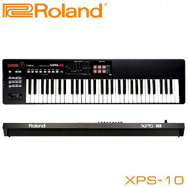 Синтезаторы в Кыргызстан: Синтезатор: ROLAND XPS-10Профессиональная клавиатураXPS-10 идеально