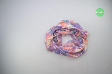 Жіночий шарф з принтом    Розмір 180х100 см  Стан гарний, є сліди носі