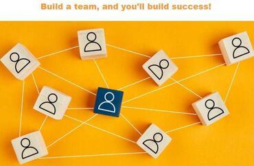 Internet posao: izgradi svoj tim i postani uspjesan! Pridruzi se mom t