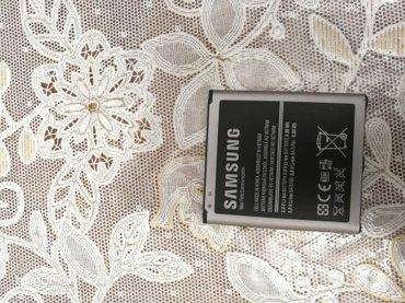 Bakı şəhərində Samsung  galaxy gt- i9500 s4  bir az işlənmiş   orginal batareyadır