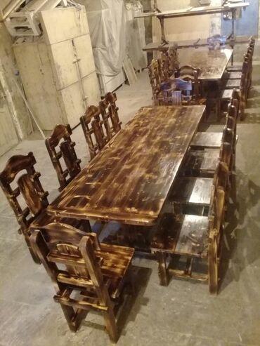 - Azərbaycan: Kafe bağ evlerineRestoranlara masa ve oturacaqlarınSifarişle