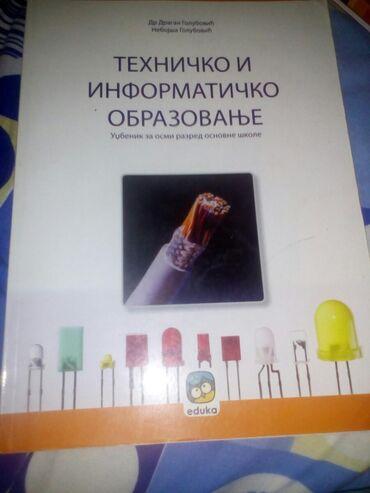 Sport i hobi - Sopot: Tehnicko za osmi eduka