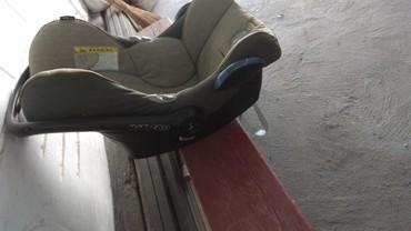 универсальное автокресло детское в Кыргызстан: Продаю детское автокресло 2500
