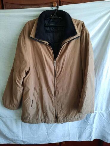 Мужская утепленная куртка (Германия) Размер-54/56 (новая) Цена-5000