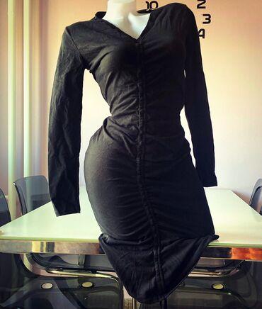 Cistac - Srbija: Nova haljina sa etiketom . Cist pamuk . Haljina je univerzalna i moze