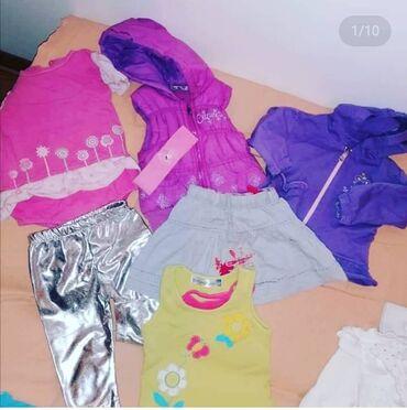 Decija garderoba - Srbija: Mnogo decije garderobe ovde su samo 3 slike za devojcice do 5 godina n