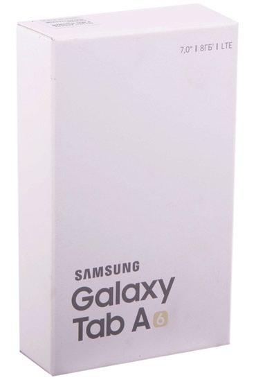 НОВЫЙ планшет Samsung Tab A (7.0, LTE) в Бишкек