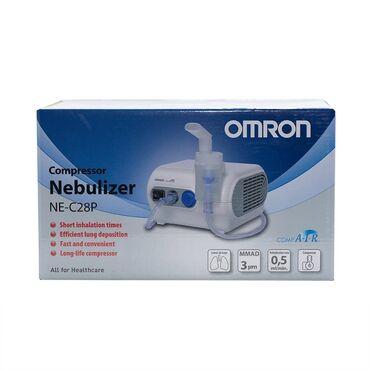 Ингаляторы, небулайзеры - Кыргызстан: Продаю японский небулайзер OMRON NE-C28P в отличном состоянии пользо