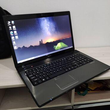 мерчендайзер работа в бишкеке в Кыргызстан: Ноутбук Acer Очень большой 17.3 дюйма экран. 4х ядерный.Очень