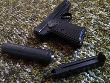 Детский мир - Новопавловка: Игрушка пистолет сатылат