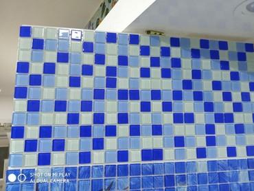 Hovuzlar - Azərbaycan: Hovuz mozaika
