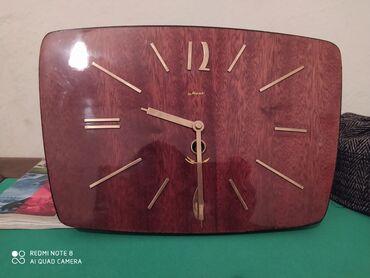 Антикварные часы - Кыргызстан: Продаю часы настенные сделано в СССР