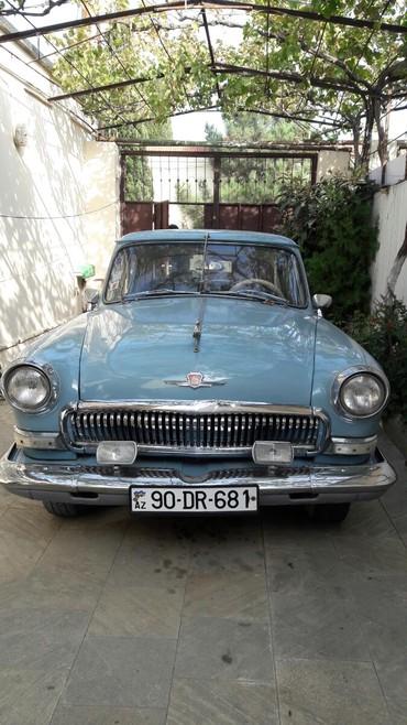 запчасти газ 21 в Азербайджан: ГАЗ 21 Volga 1965
