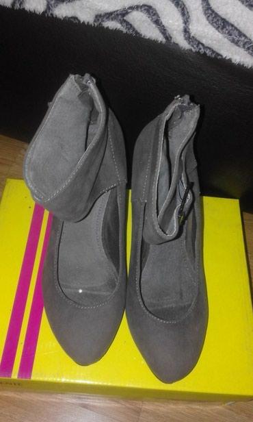 Prelepe cipele sa kaisevima. udobne su i nisu teske a kaisevi pruzaju - Lebane