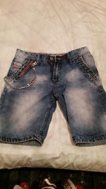 джинсы мужские 32 в Кыргызстан: Шорты мужские джинсовые 32 размер на 46-48 очень модные красивые!