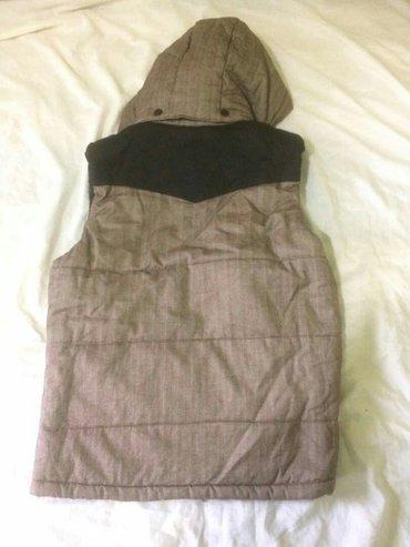 Безрукавка очень теплая мужская размер 50 -52 в Бишкек