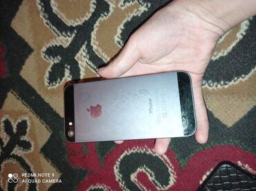 bmw 3 j serii в Кыргызстан: Восстановленный iPhone 5 32 ГБ Серый (Space Gray)