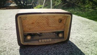 Radio iz 1951. - Beograd