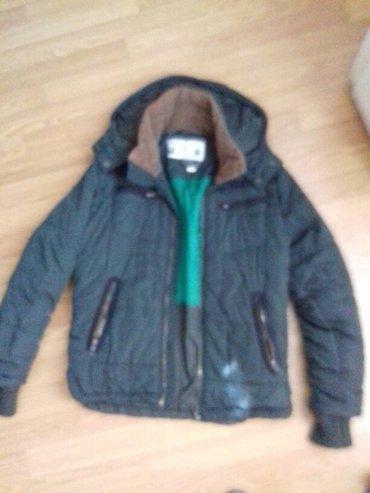 Diesel jakna M tamno zelena muska prelepa - Prokuplje