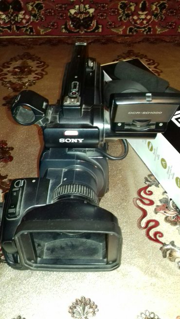 Видео камера SONY в Бишкек