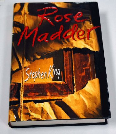 Rose Madder HC (1995 Novel) By Stephen King1st printing. By Stephen