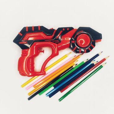 детские игрушки куклы в Кыргызстан: Водяной пистолет Интернет магазин игрушек У нас вы можете купить для
