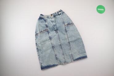 Дитяча джинсова спідниця     Довжина: 58 см Напівобхват талії: 26 см Н
