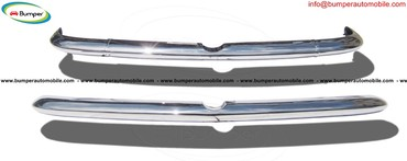 Alfa Romeo Sprint year (1954-1962) bumper stainless steel in Amargadhi