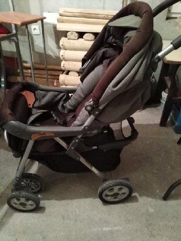 Kolica za bebe i decu | Kragujevac: Hauc kolica, kupljena u inostranstvu, malo korištena, veoma lepo