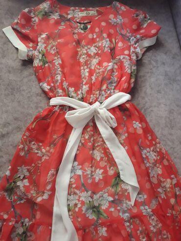 где можно купить платье как у хюррем в Кыргызстан: Продаю платье милое нежное арбузного цвета. Турция! Внизу подклад!  4