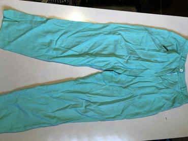 Pantalone duboke zelene - Prokuplje