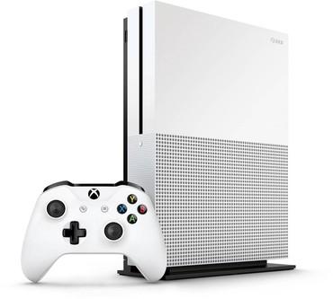 Xbox One Azərbaycanda: Microsoft Xbox One S Console (500GB,White)Məhsul kodu: Kredit kart