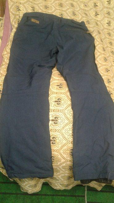 Лыжно-спортивные штаны, новые, с клапанами. в Бишкек