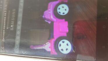 audi-tt-2-tfsi - Azərbaycan: Детская машина на 2-3 года красного цвета