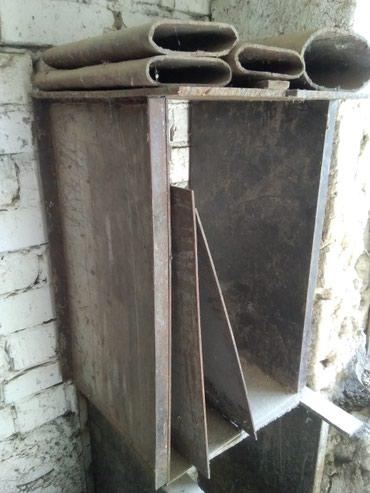 Печка сваренная- отличный в Сокулук