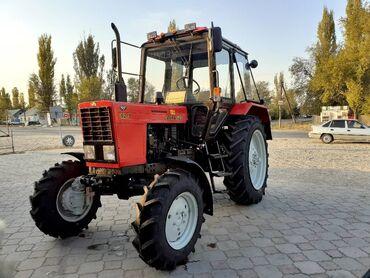 Мтз 82.1 свежи пригнан вложении не требует Трактор в достойном