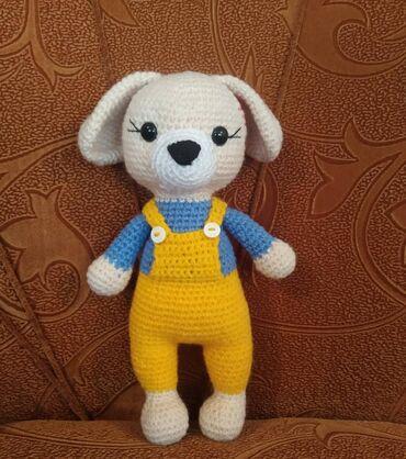 Игрушки - Лебединовка: Продаются вязанные игрушки, чисто ручная работа. Размеры от 20 до 35